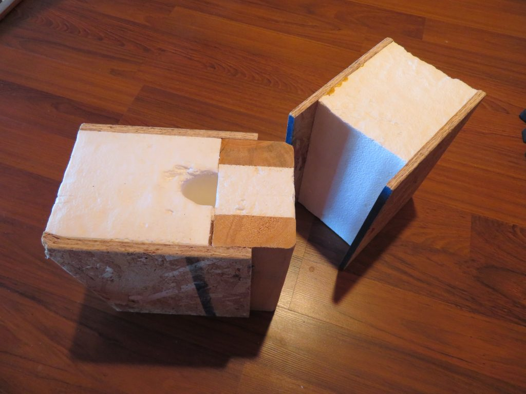insulated log