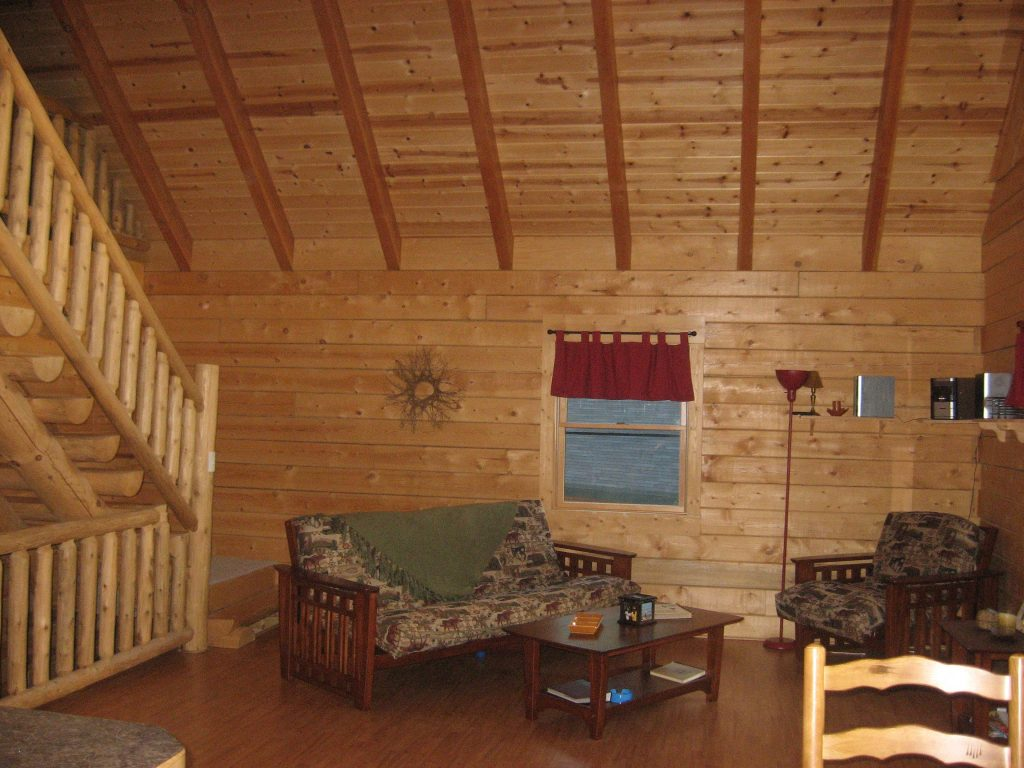 Diamond Lake Log Home