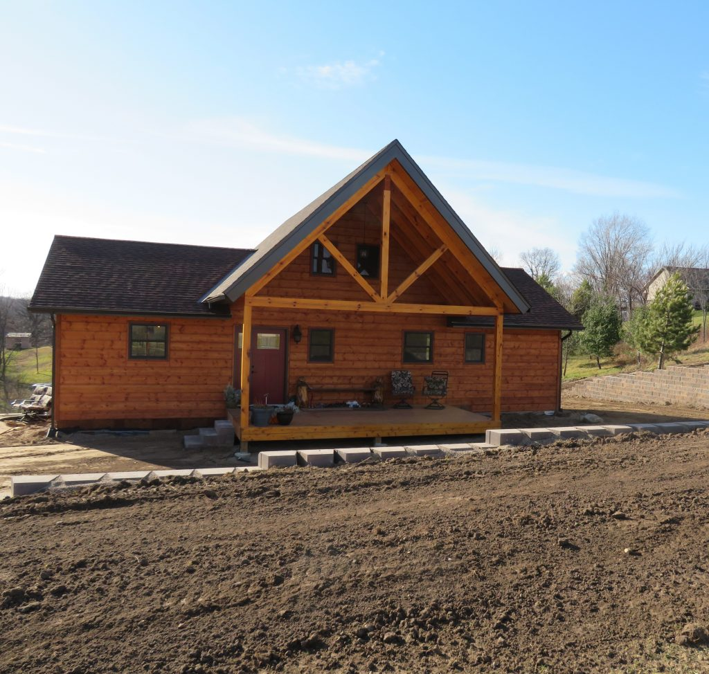 SIP Walls Cabin