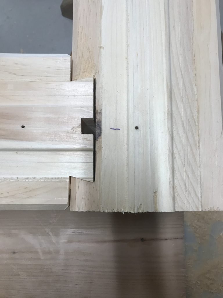 joinery for log cabins